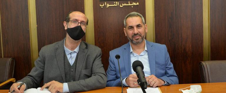 """كتلة """"الوفاء للمقاومة"""" تقدمت باقتراح قانون لانشاء مؤسسة مياه بعلبك الهرمل"""