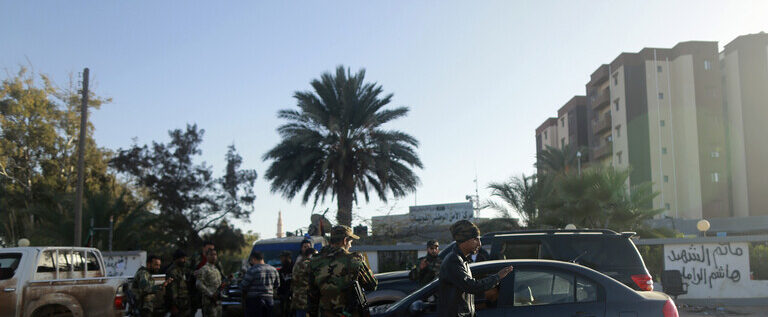 أنباء عن انسحاب 60 نائبا ليبيا من اجتماع غدامس التشاوري بسبب الخلافات
