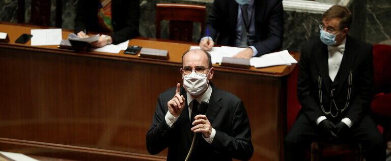 """الحكومة الفرنسية تقر مشروع قانون يهدف إلى التصدي """"للتطرف الإسلامي"""""""