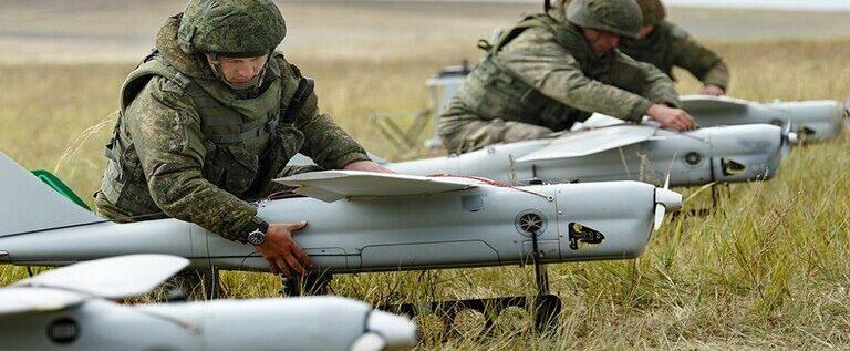 الجيش الروسي يبتكر درونا يعترض نظائره المعادية