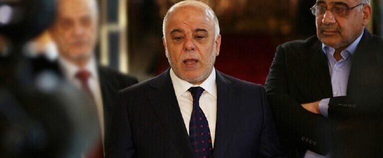 عبد المهدي يرد على العبادي بشأن مقتل سليماني والمهندس