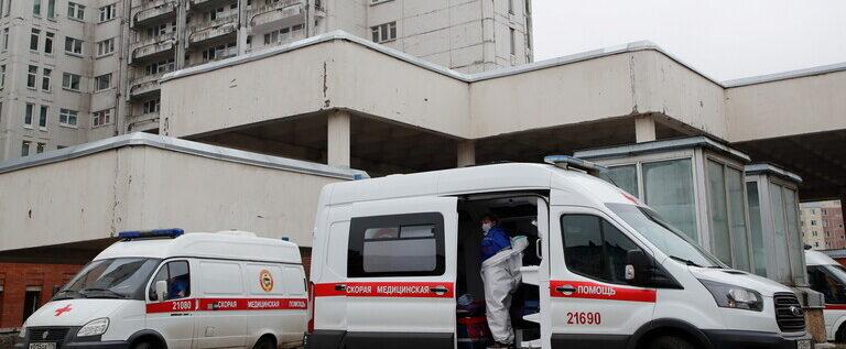 لليوم الخامس على التوالي.. أعداد إصابات كورونا الجديدة في روسيا تشهد تراجعا تدريجيا
