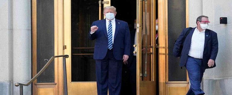 ترامب: لا يزال من السابق لأوانه الاستسلام