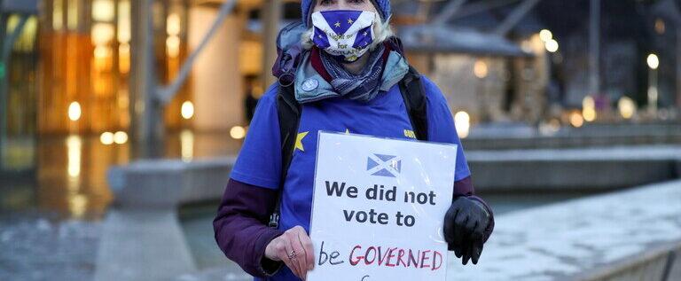 بريطانيا.. الوداع للاتحاد الأوروبي