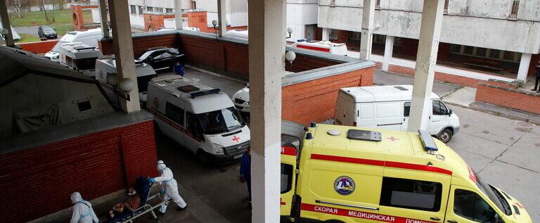 روسيا.. 21 ألف إصابة بكورونا خلال يوم وبطرسبورغ تتجاوز موسكو بالإصابات الجديدة