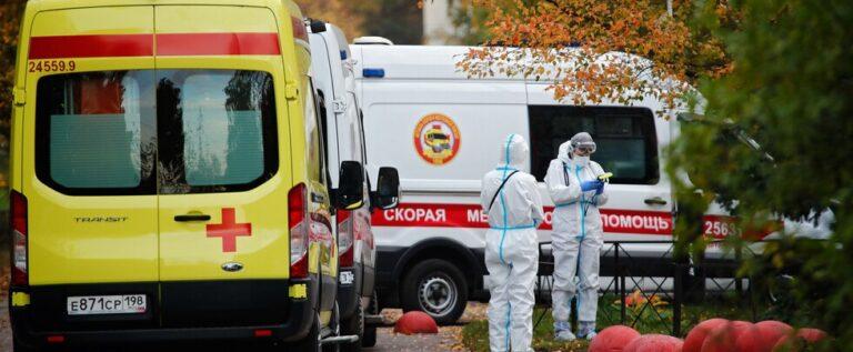 روسيا تسجل 21734 إصابة كورونا جديدة و586 حالة وفاة خلال الـ24 ساعة الأخيرة