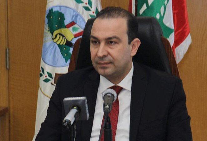 وزير الزراعة :القطاع الزراعي هو العمود الوحيد المتبقي في الاقتصاد اللبناني