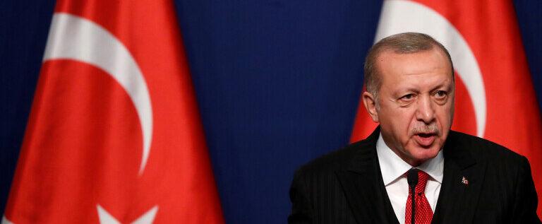 أردوغان: الدستور الجديد سيبنى على نظام الحكم الرئاسي