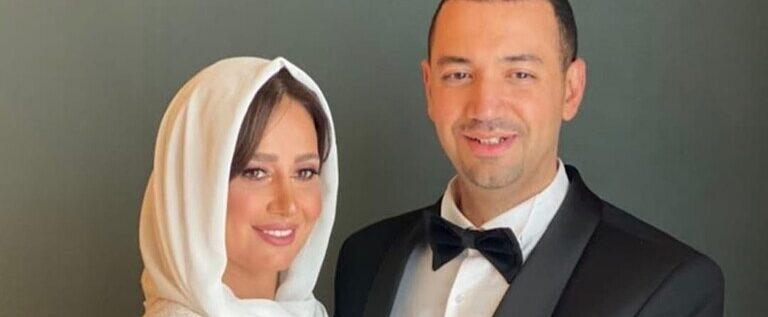 زواج الداعية المصري معز مسعود من الفنانة حلا شيحة يثير جدلا في مصر