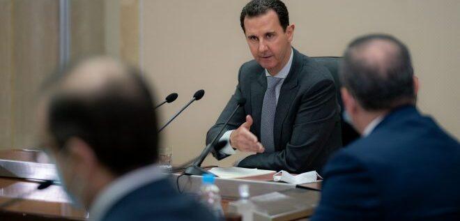 الرئيس الأسد: اللامركزية قبل القانون يجب أن تبدأ بالممارسة والمشاركة الفعلية