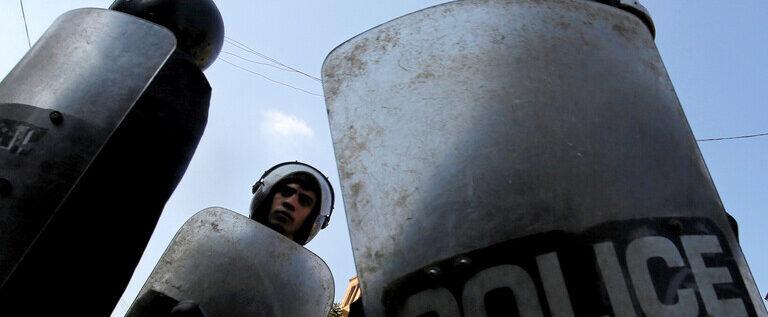 إعدام أسرة كاملة في مصر