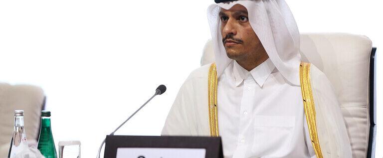 وزير الخارجية القطري: مصر وقطر تسعيان لعودة الدفء إلى علاقاتهما