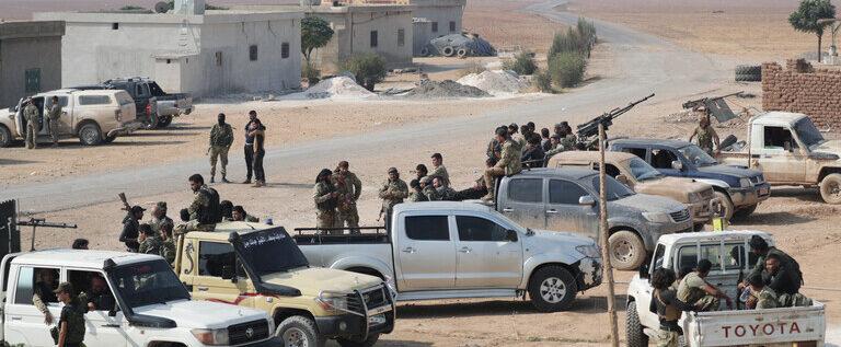 الدفاع الروسية: إصابة 4 أشخاص بإطلاق نار من أراضي سيطرة قوات تركيا شمال سوريا