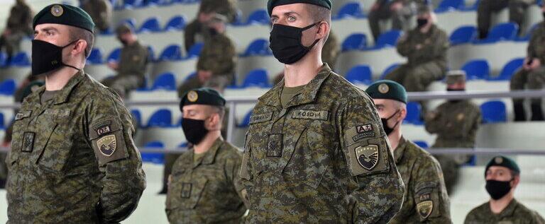 للمرة الأولى.. كوسوفو ترسل جنودا إلى الشرق الأوسط للمشاركة في مهمة لحفظ السلام
