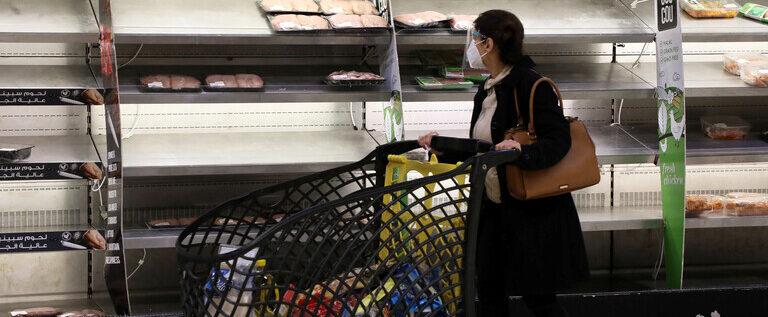 لبنان.. أسعار خيالية للمواد الغذائية