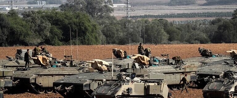 """وسائل إعلام: إسرائيل تهدد """"حماس"""" بهجوم واسع النطاق على غزة"""