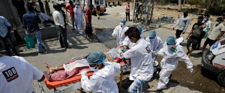 """مدير منظمة الصحة العالمية: الوضع في الهند """"محزن"""""""