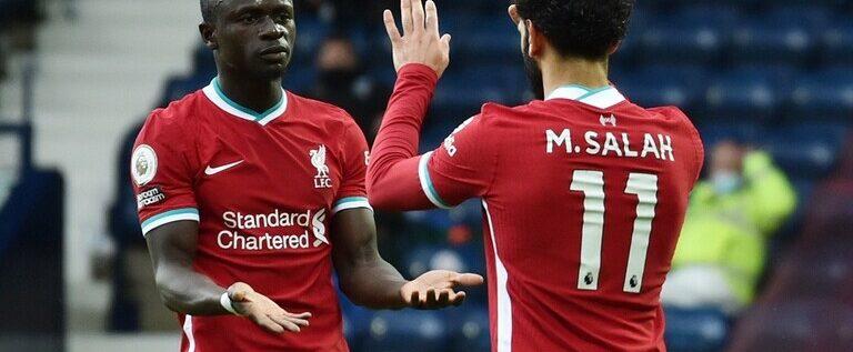 """ليفربول يتغنى بهدف محمد صلاح: """"من لمسة واحدة للملك المصري"""""""