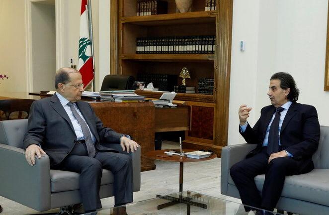 """الملحن سمير صفير بعد وصوله من السعودية إلى بيروت: """"رئيس الجمهورية أنقذني"""" …"""