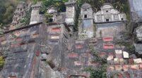 اكتشاف قرية نموذجية سحرية من المعالم الإيطالية الشهيرة مخبأة في غابة بويلز