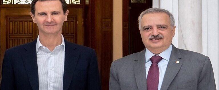 أول سياسي لبناني يزور الأسد بعد انتخابه