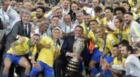 مدرب منتخب البرازيل : تأجيل الإعلان عن قائمة البرازيل لكوبا أمريكا