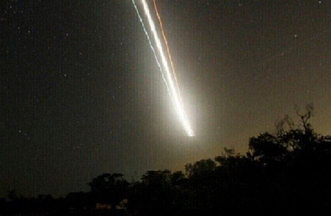 باحثون يحلون لغز ماهية الكرة النارية التي اجتاحت سماء البرازيل …