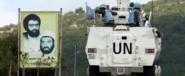 """""""اليونيفيل"""" تحذر من خطورة التصعيد بين لبنان وإسرائيل وتحث جميع الأطراف على التهدئة"""