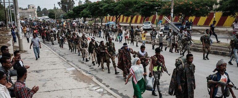 جماعة مسلحة تعلن تحالفها مع قوات تيغراي وتعد بتحالفات أكبر ضد حكومة إثيوبيا