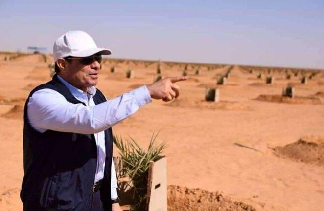 السيسي يصدر تعليمات بتحويل مصر لمنطقة لوجستية عالمية …