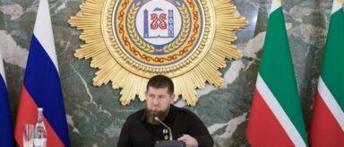قديروف يتصدر نتائج انتخابات الرئاسة في الشيشان