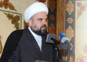 المفتي أحمد قبلان عن المنطقة المتنازع عليها: الحل وفق مبدأ العين بالعين