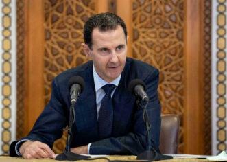 الأسد يصدر قانونا لتأسيس صندوق سيساهم في حل أزمة الكهرباء في سوريا